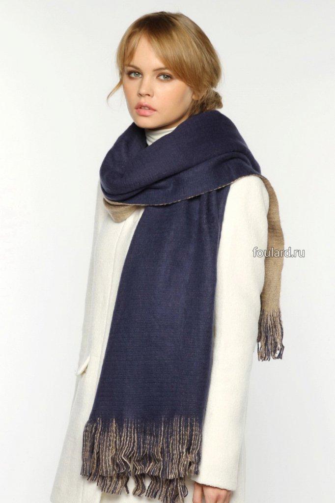 b8e5c449345c Как красиво завязывать шарф, палантин или платок? - интернет-магазин ...